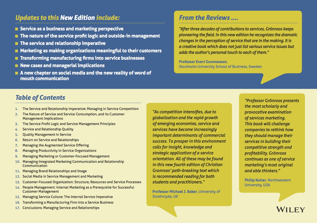 Service Management and Marketing 2015 Flyer-b