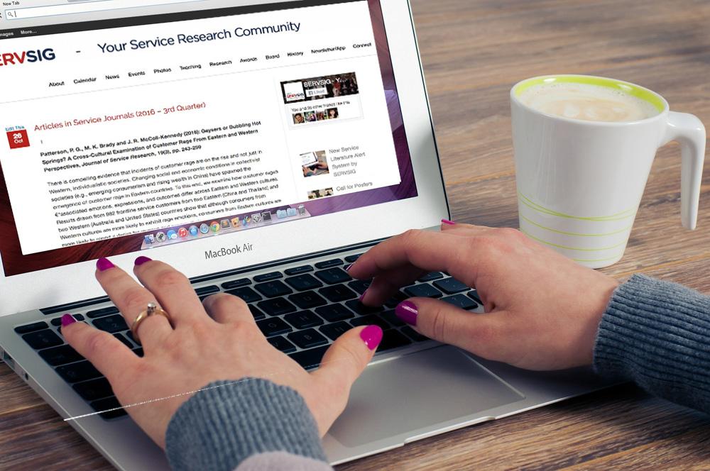 Articles in Service Journals – Feb 2019 – SERVSIG